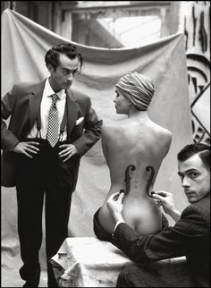 Mark Arbeit Photography - Man Ray & Lacroix