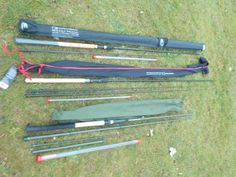 Set of 3 fishing feeder rods #(coarse, #match, carp, barbel #tackle),  View more on the LINK: http://www.zeppy.io/product/gb/2/391636415661/