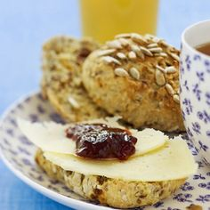 Afternoon Tea, Crackers, French Toast, Cheesecake, Brunch, Sweets, Bread, Cookies, Breakfast