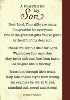 My amazing son!