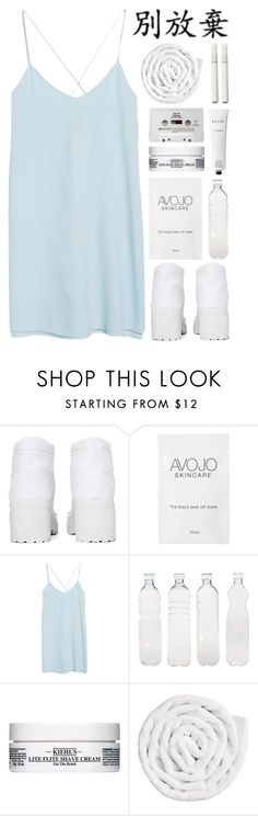"""""""Window Pain"""" by ethereale ❤ liked on Polyvore featuring Dirty Laundry, CASSETTE, MANGO, Seletti, Kiehl's, VIPP and Rodin Olio Lusso"""