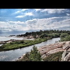 The beautiful view from a trail in Killarney Provincial Park. Greater Sudbury, Ontario Parks, Canada Travel, Hiking Trails, Georgian, Vacation Spots, Wander, Ireland