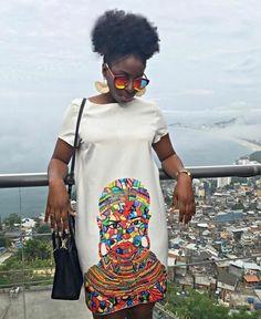 awesome ~DKK ~ Latest African fashion, Ankara, kitenge, African women dresses, African p. African Dresses For Women, African Print Dresses, African Attire, African Wear, African Fashion Dresses, African Women, African Prints, African Style, Ankara Styles For Women