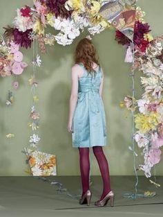flores de papel por irenepo