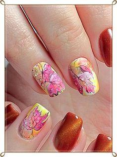 Autumn Manicure007
