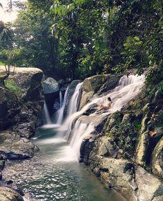 Bellezas de Puerto Rico  Siete Chorros, San Lorenzo  @gremattina / @kknowles73 . Snapchat  Hashtag.pr  #HashtagPuertoRico #HashtagPR #PuertoRico