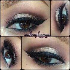 Love the natural but eye-opening look!