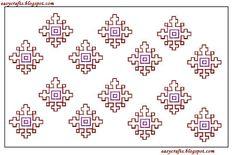 Kasuti Embroidery Designs