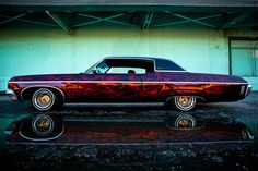 Lowriders photographed by Trevor Traynor