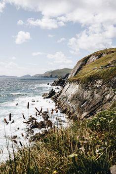 irlande-peninsule-de-dingle-dunmore-head-1-hellotravelersblog Destinations, Articles, Mountains, Water, Photos, Travel, Outdoor, Photography, Gripe Water