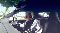 Richard Attwood schnappt sich auf dem Goodwood Festival of Speed den Porsche 911 Turbo S!