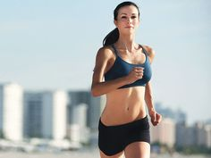 Exercise can make you beautiful. Make sure you exercise at least 3 times a week.