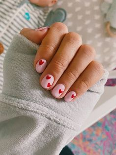 Want some ideas for wedding nail polish designs? This article is a collection of our favorite nail polish designs for your special day. Heart Nail Designs, French Nail Designs, Best Nail Art Designs, Nail Polish Designs, Beautiful Nail Designs, Heart Nail Art, Heart Nails, Work Nails, Fun Nails