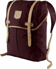 Fjällräven: Rucksack No. 21 Medium, Dark Garnet