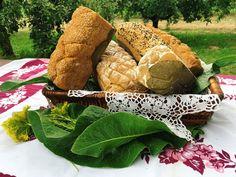 Liście chrzanu! Na co to komu!:) 3 sposoby na (z)chrzanienie czegoś Bread, Chicken, Recipes, Food, Meal, Brot, Eten, Breads, Recipies
