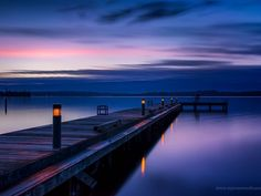A gorgeous after-sunset glow colors Lake Washington near Seattle on a cold January evening.  Sigma Sreedharan, Your Take