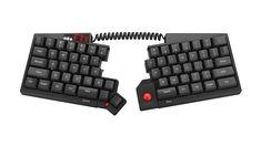 Ultimate Hacking Keyboard: http://uhk.io