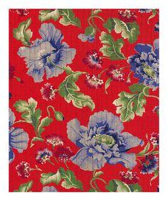 Russian textiles - (chita russa?)