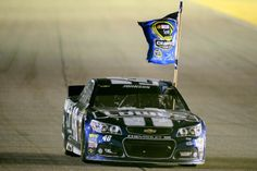 Jimmie Johnson, driver of the
