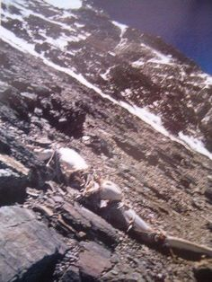 George Mallory Body On Everest