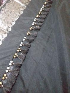 Saree Tassels Designs, Diy, Fashion, Do It Yourself, Moda, Bricolage, Fasion, Handyman Projects, Trendy Fashion