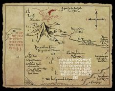 this is as close as i could get to the map for the new hobbit movie, based on the map created by weta. this is just my photoshop file, that i will use f. thors map - The Hobbit movie The Hobbit Map, The Hobbit Movies, Fantasy Map, High Fantasy, Writing Fantasy, Hobbit Party, Middle Earth Map, Desolation Of Smaug, Gandalf
