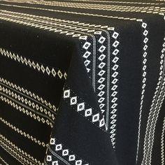 Arthur | Color: Black - La Tavola Fine Linen