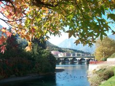 Azzone Visconti bridge, the medieval and eldest bridge in Lecco