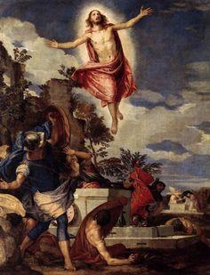 Risultati immagini per Veronese Resurrezione