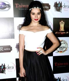 Sukirti Kandpal at a photo shoot for a travel based show titled 'Desi Explorers Taiwan Explorers'. #Bollywood #Fashion #Style #Beauty #Hot #Sexy