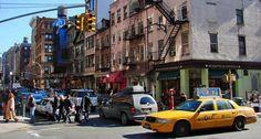Spis romantisk koreansk, shop SoHo-chic klæder og sov med stil i SoHo, New Yorks hippe bohemekvarter. Her er din guide.