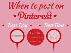 How to use #Pinterest for your #business! #B2B #SocialMedia