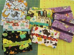 Pocket Tissue Holder Directions - Quilters Club of America