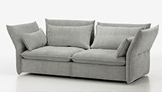 ba3c25863f1993 The Vitra Mariposa Seater Sofa