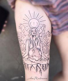 Grey Ink Tattoos, Cute Tattoos, Unique Tattoos, Body Art Tattoos, Random Tattoos, Black And Grey Tattoos, Nature Tattoo Sleeve, Nature Tattoos, Sleeve Tattoos