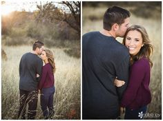 Engagement Session: Kevin & Tayler// Julian, CA » Analisa Joy Photography