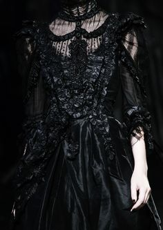 Calanthe and the Nightingale • spookyloop: Marc Jacobs S/S 2014 (x)