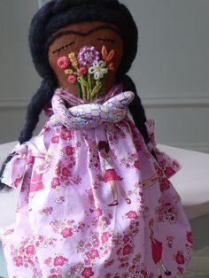 Verbena Blossom Bear