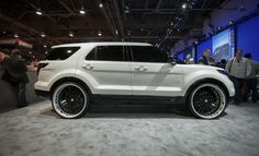 pictures of ford explorers 2014 | 2014 Ford Explorer Sport | topcarmagyblog