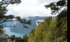 Aurland lookout point, Norway - I've visited in 2008, truly amazing.