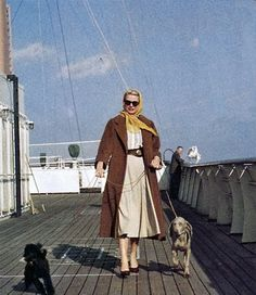 Cruising with Grace Kelly