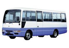 1999  Nissan Civilian LWB JP