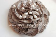 """The Disney Diner: Try """"The Grey Stuff"""", It's Delicious! Here's the Recipe!!"""
