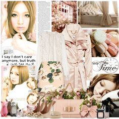 """Nishino Kana"" by cafe-le-psyence ❤ liked on Polyvore"