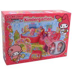 Hello Kitty Toy Set: Kindergarten£13.90