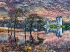 'Kilchurn Autumn'  by Guy Havell