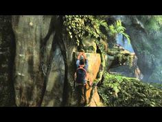 Uncharted 4 First Gameplay - PlayStation Experience 1080p