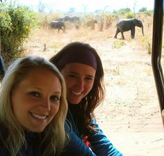 Volunteer Abroad Zambia  by abroaderview.volunteers, via Flickr