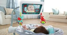 Fisher-Price launch iPad baby seat... Image from T3