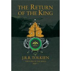 The Return Of The King (Book 3) by J.R.R. Tolkien. A masterpiece. A fascinating world full of adventure!
